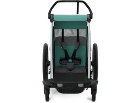 Детская коляска Thule Chariot Lite 1 (Blue Grass-Black) 280x210 - Фото 5