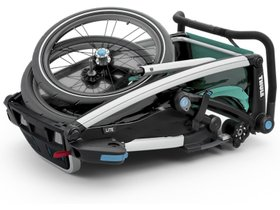 Детская коляска Thule Chariot Lite 1 (Blue Grass-Black) 280x210 - Фото 7