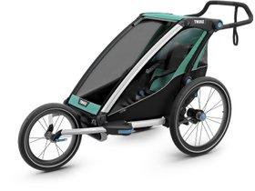 Детская коляска Thule Chariot Lite 1 (Blue Grass-Black) 280x210 - Фото 8