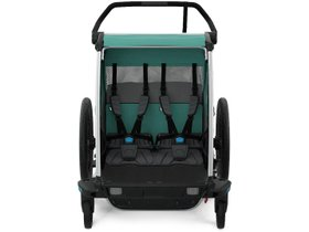 Детская коляска Thule Chariot Lite 2 (Blue Grass-Black) 280x210 - Фото 4
