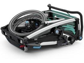 Детская коляска Thule Chariot Lite 2 (Blue Grass-Black) 280x210 - Фото 6