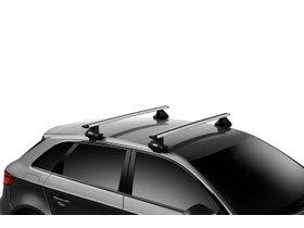 Багажник на гладкую крышу Thule Wingbar Evo для Volvo S60 (mkII) 2010-2018 280x210 - Фото 2