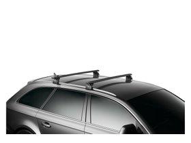 Багажник в штатные места Thule Wingbar Evo Rapid Black для Opel Astra (mkIV)(J)(3-дв.) 2009-2015 280x210 - Фото 2