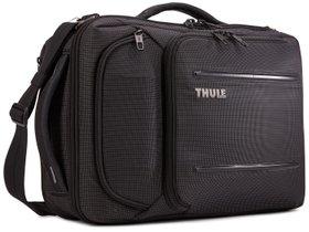 "Сумка для ноутбука Thule Crossover 2 Convertible Laptop Bag 15.6"" (Black) 280x210 - Фото 2"