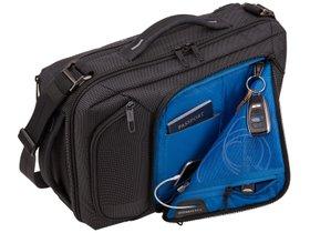 "Сумка для ноутбука Thule Crossover 2 Convertible Laptop Bag 15.6"" (Black) 280x210 - Фото 6"