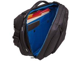 "Сумка для ноутбука Thule Crossover 2 Convertible Laptop Bag 15.6"" (Black) 280x210 - Фото 8"