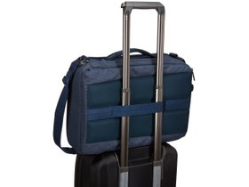 "Сумка для ноутбука Thule Crossover 2 Convertible Laptop Bag 15.6"" (Dress Blue) 280x210 - Фото 10"