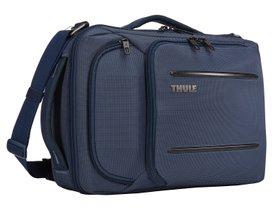 "Сумка для ноутбука Thule Crossover 2 Convertible Laptop Bag 15.6"" (Dress Blue) 280x210 - Фото 2"
