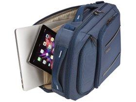 "Сумка для ноутбука Thule Crossover 2 Convertible Laptop Bag 15.6"" (Dress Blue) 280x210 - Фото 5"