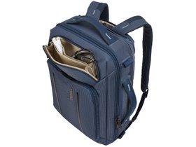 "Сумка для ноутбука Thule Crossover 2 Convertible Laptop Bag 15.6"" (Dress Blue) 280x210 - Фото 7"