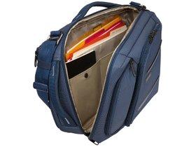 "Сумка для ноутбука Thule Crossover 2 Convertible Laptop Bag 15.6"" (Dress Blue) 280x210 - Фото 8"
