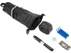 Велосипедная сумка под сидушку Thule Shield Seat Bag Large 280x210 - Фото 5