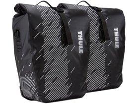Велосипедные сумки Thule Shield Pannier Large (Black)