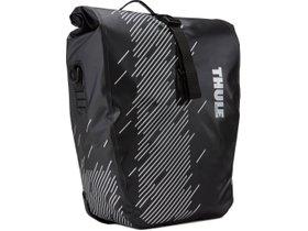 Велосипедные сумки Thule Shield Pannier Large (Black) 280x210 - Фото 2