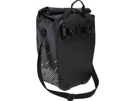 Велосипедные сумки Thule Shield Pannier Large (Black) 280x210 - Фото 3