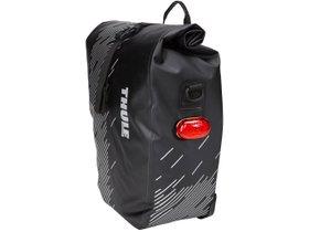 Велосипедные сумки Thule Shield Pannier Small (Black) 280x210 - Фото 5