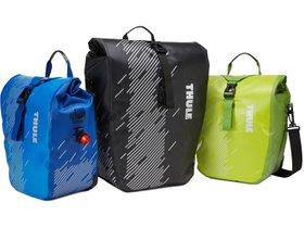 Велосипедные сумки Thule Shield Pannier Small (Black) 280x210 - Фото 8