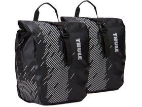 Велосипедные сумки Thule Shield Pannier Small (Black) 280x210 - Фото