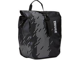 Велосипедные сумки Thule Shield Pannier Small (Black) 280x210 - Фото 2