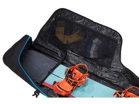 Чехол на колесах для сноуборда Thule RoundTrip Snowboard Roller 165cm (Black) 280x210 - Фото 4