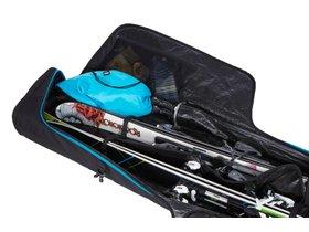 Чехол на колесах для лыж Thule RoundTrip Ski Roller 192cm (Black) 280x210 - Фото 3