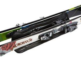 Чехол на колесах для лыж Thule RoundTrip Ski Roller 192cm (Black) 280x210 - Фото 9