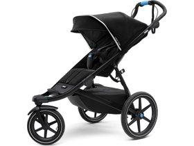 Детская коляска Thule Urban Glide 2 (Black on Black)