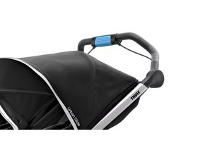 Детская коляска Thule Urban Glide Double 2 (Jet Black) 280x210 - Фото 8