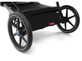 Детская коляска Thule Urban Glide Double 2 (Jet Black) 280x210 - Фото 9