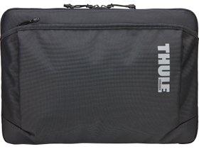 "Чехол Thule Subterra MacBook Sleeve 13"" (Dark Shadow) 280x210 - Фото 2"