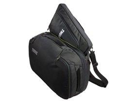 Рюкзак-Наплечная сумка Thule Subterra Convertible Carry-On (Dark Shadow) 280x210 - Фото 10