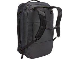 Рюкзак-Наплечная сумка Thule Subterra Convertible Carry-On (Dark Shadow) 280x210 - Фото 2