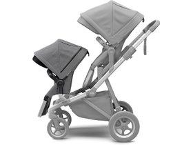Прогулочное кресло Thule Sleek Sibling Seat (Grey Melange) 280x210 - Фото 3