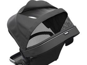 Прогулочное кресло Thule Sleek Sibling Seat (Shadow Grey) 280x210 - Фото 2