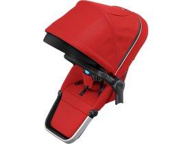 Прогулочное кресло Thule Sleek Sibling Seat (Energy Red)