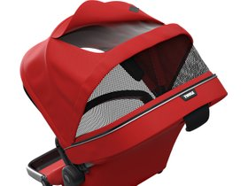Прогулочное кресло Thule Sleek Sibling Seat (Energy Red) 280x210 - Фото 2