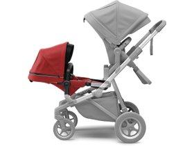 Прогулочное кресло Thule Sleek Sibling Seat (Energy Red) 280x210 - Фото 5