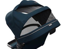 Прогулочное кресло Thule Sleek Sibling Seat (Navy Blue) 280x210 - Фото 2