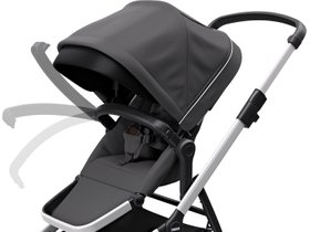 Детская коляска Thule Sleek (Shadow Grey) 280x210 - Фото 8
