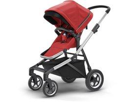Детская коляска Thule Sleek (Energy Red) 280x210 - Фото