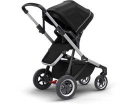 Детская коляска с люлькой Thule Sleek (Midnight Black) 280x210 - Фото 3