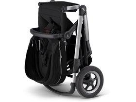 Детская коляска с люлькой Thule Sleek (Midnight Black) 280x210 - Фото 4