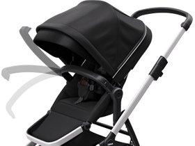 Детская коляска с люлькой Thule Sleek (Midnight Black) 280x210 - Фото 8