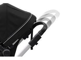 Детская коляска с люлькой Thule Sleek (Midnight Black) 280x210 - Фото 10