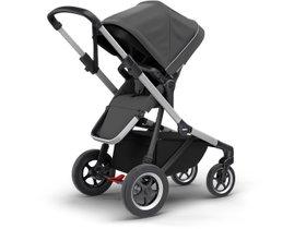 Детская коляска с люлькой Thule Sleek (Shadow Grey) 280x210 - Фото 3