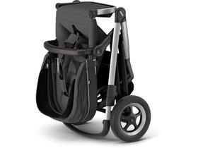 Детская коляска с люлькой Thule Sleek (Shadow Grey) 280x210 - Фото 4
