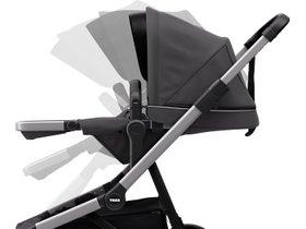 Детская коляска с люлькой Thule Sleek (Shadow Grey) 280x210 - Фото 7