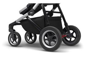 Детская коляска с люлькой Thule Sleek (Shadow Grey) 280x210 - Фото 9