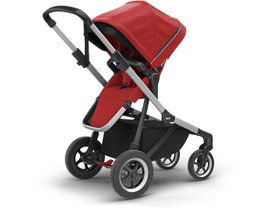 Детская коляска с люлькой Thule Sleek (Energy Red) 280x210 - Фото 3