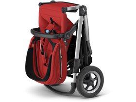 Детская коляска с люлькой Thule Sleek (Energy Red) 280x210 - Фото 4